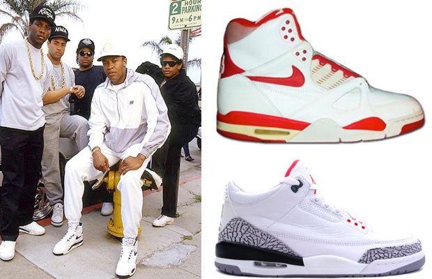 retro sneakers