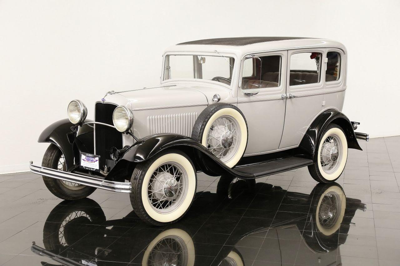 Cool Great 1932 Ford Model B Deluxe 4 Door Sedan 1932 Ford Model B ...