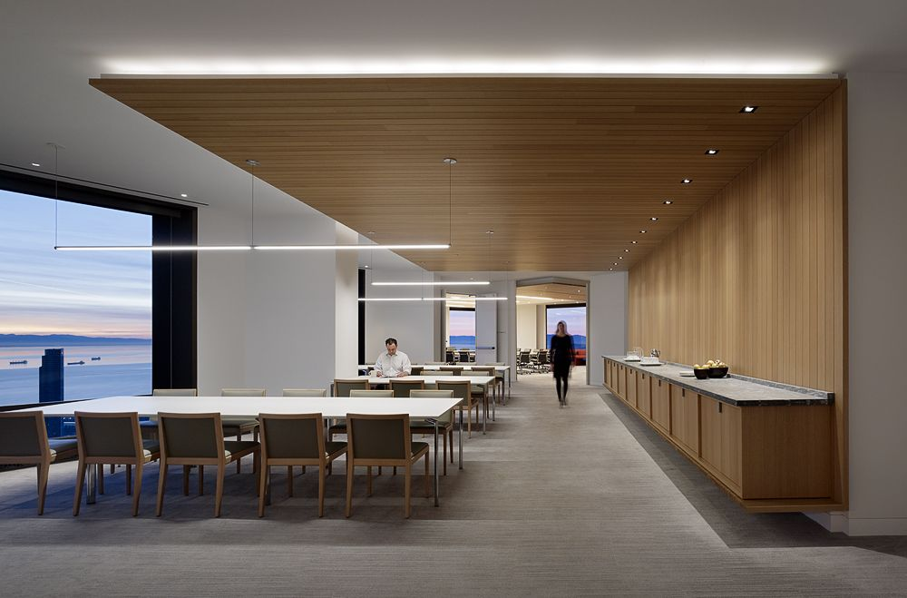 Kkr Office Architect Bcj Lighting Bank Ramos