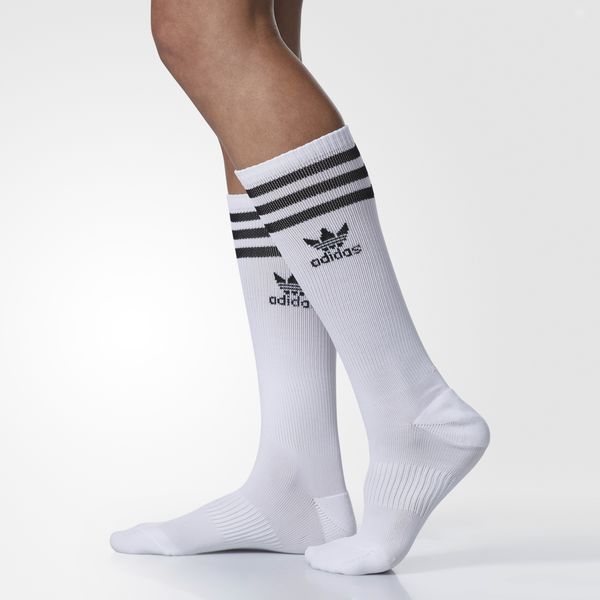 adidas KNEE HIGH SINGLE ROLLER SOCK - Mens Socks | Knee socks, Socks and  Adidas