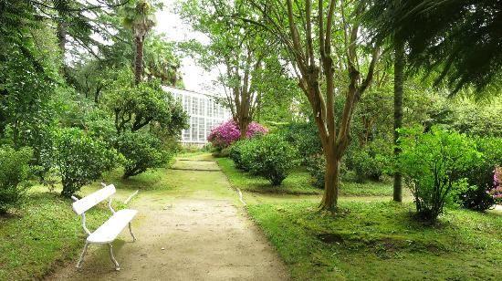 jardines pazo santa cruz rivadulla - Buscar con Google
