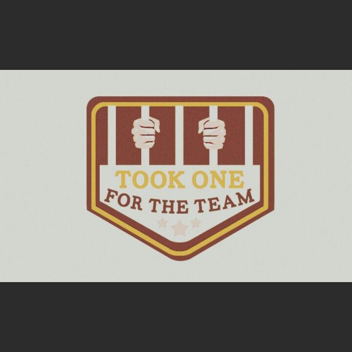 #tookonefortheteam  #badgeofhonor #mvp #teamplayer #bff #behindbars #codeofhonor #streetcode #donttalktopolice #farjoudlaw #torontocriminallawyer #toronto #criminallawyer #kodakblack   #freekodak #cashmeoutsidehowboutdat