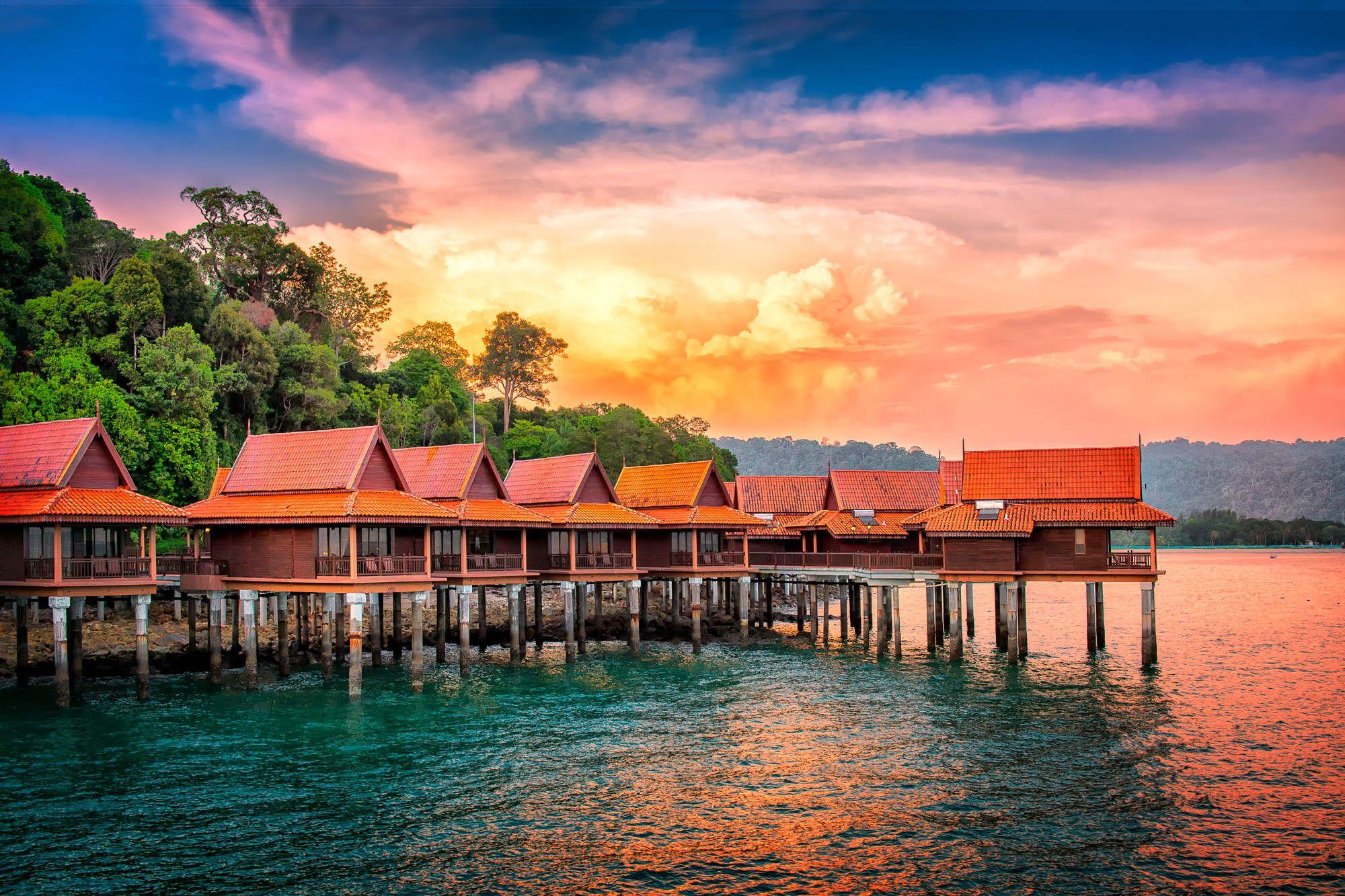 93bad5a248eca1eccf00fd4f7b277ae6 - Обзор лучших курортных зон Малайзии.