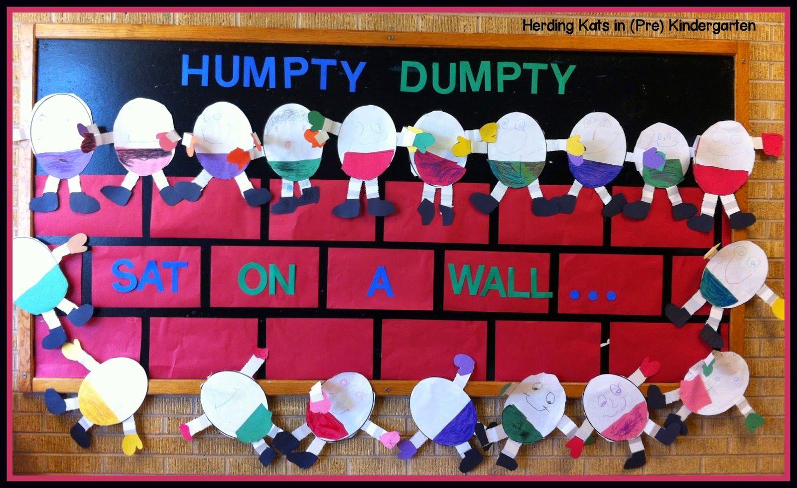 Humpty Dumpty Amp More
