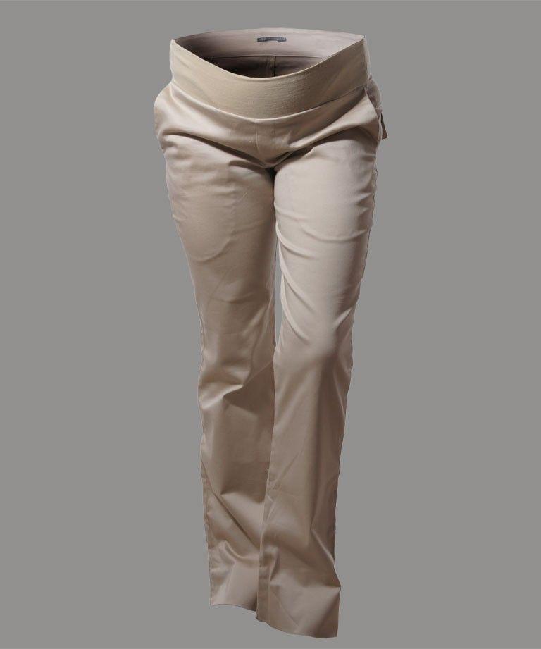 bd636d7ca Pantalon de embarazo beige www.2amores.com