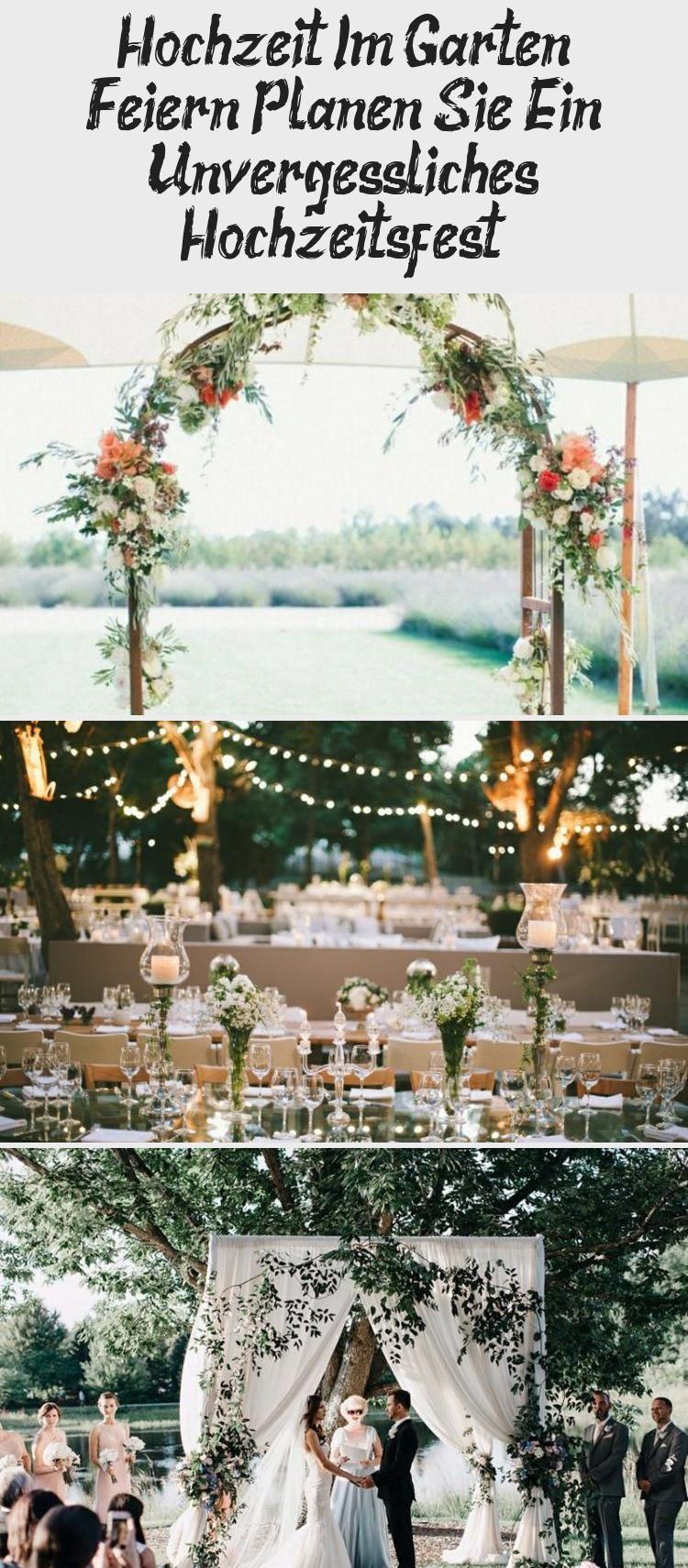 Hochzeit Im Garten Feiern Planen Sie Ein Unvergessliches Hochzeitsfest Mit Bildern Hochzeitsfest Hochzeitsfeier Garten Feiern