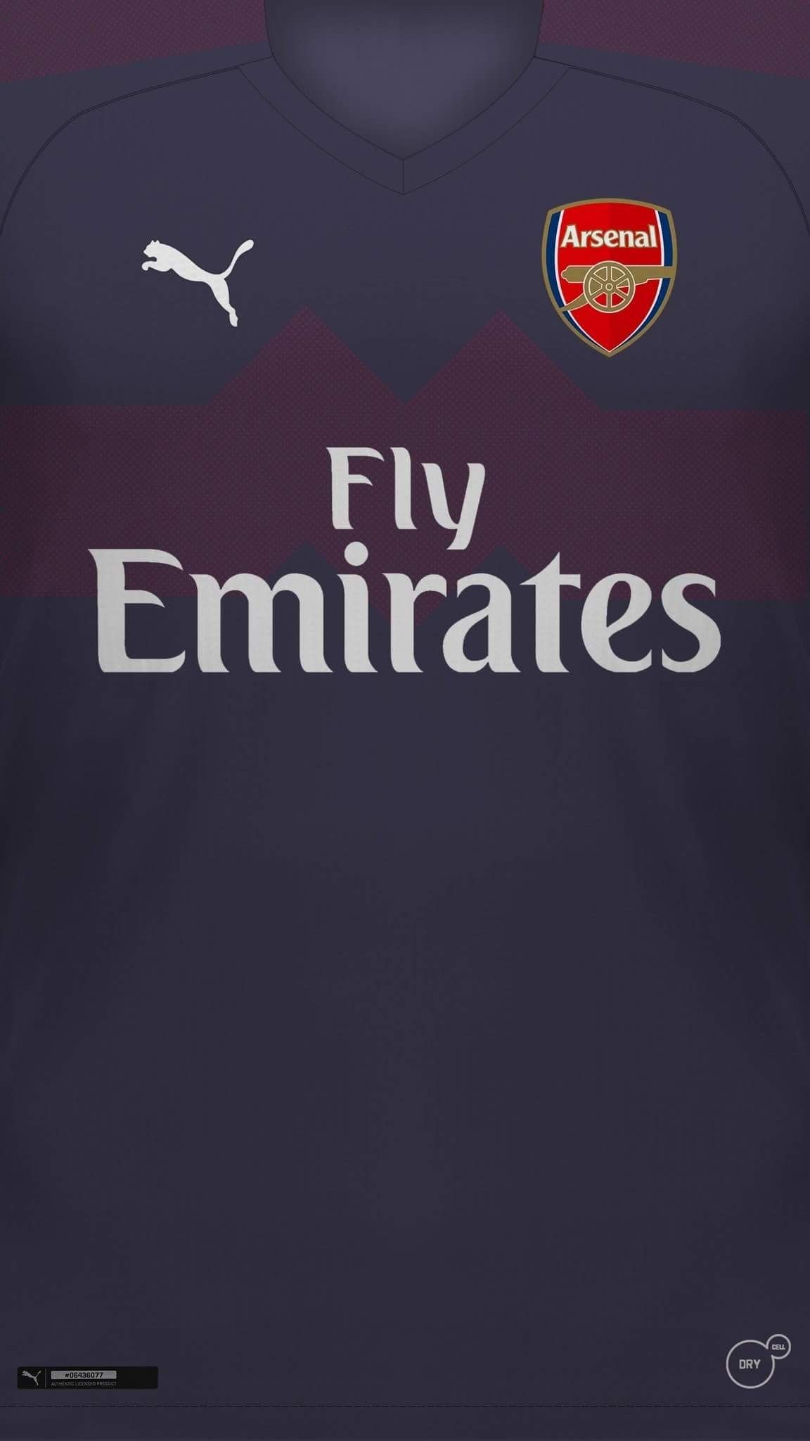 Arsenal 201819 Away Kit Wallpaper Afc Coyg Football Focused