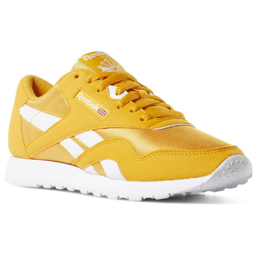 d4779994e0 Classic Nylon Color in 2019   Get This   Reebok classic sneakers ...