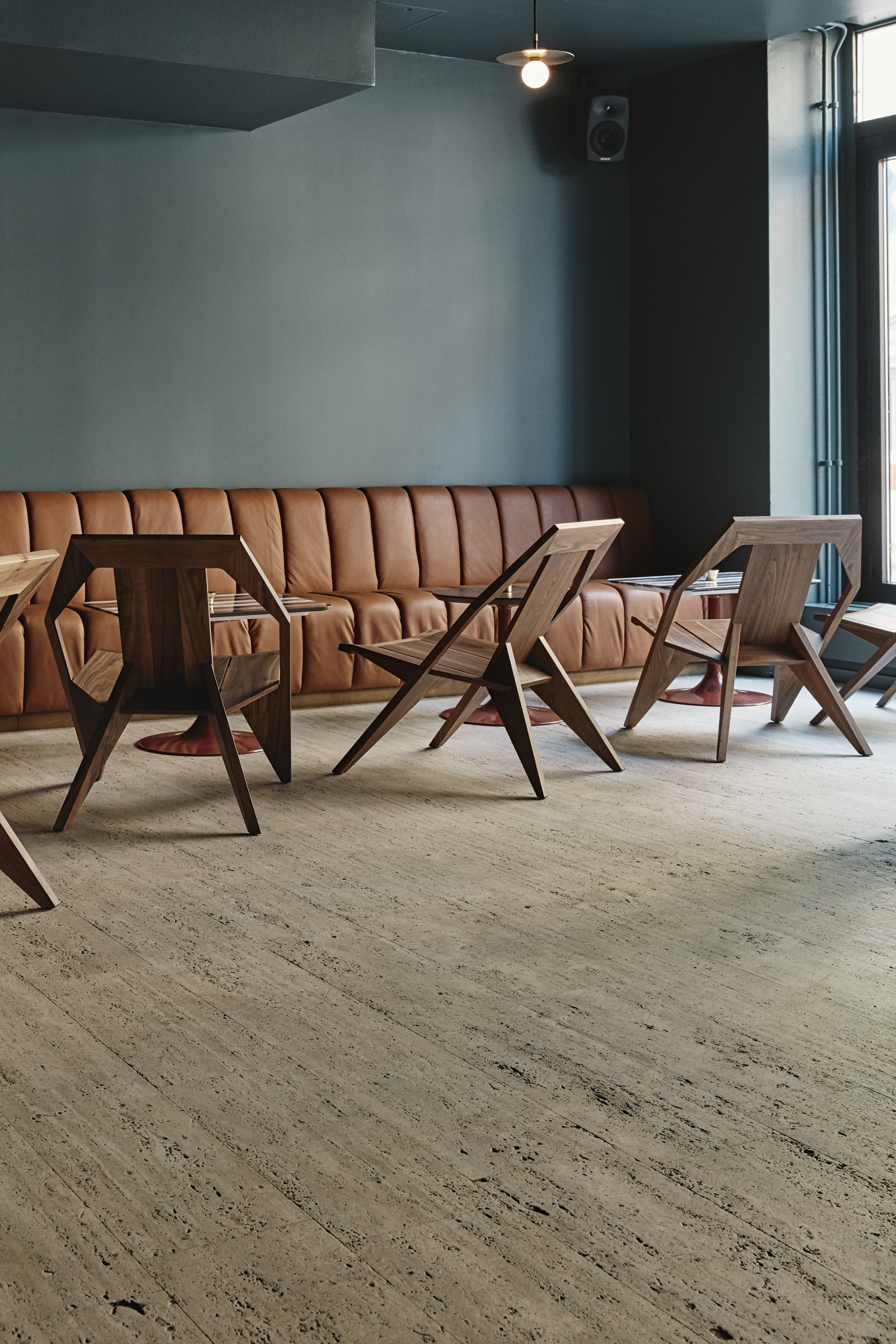 dwell modern lounge furniture. A New Bar In Helsinki Channels Retro Soundtrack And Midcentury Milanese Hotel Lounge - Dwell Modern Furniture
