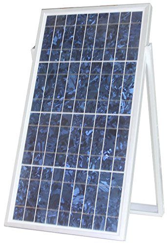 Microsolar 30w Solar Charger Kit Plug Play Solar Charge Contoller Included 18 Feet Wire Optional 16 With Images Solar Panels Solar Panel Charger Solar Charger