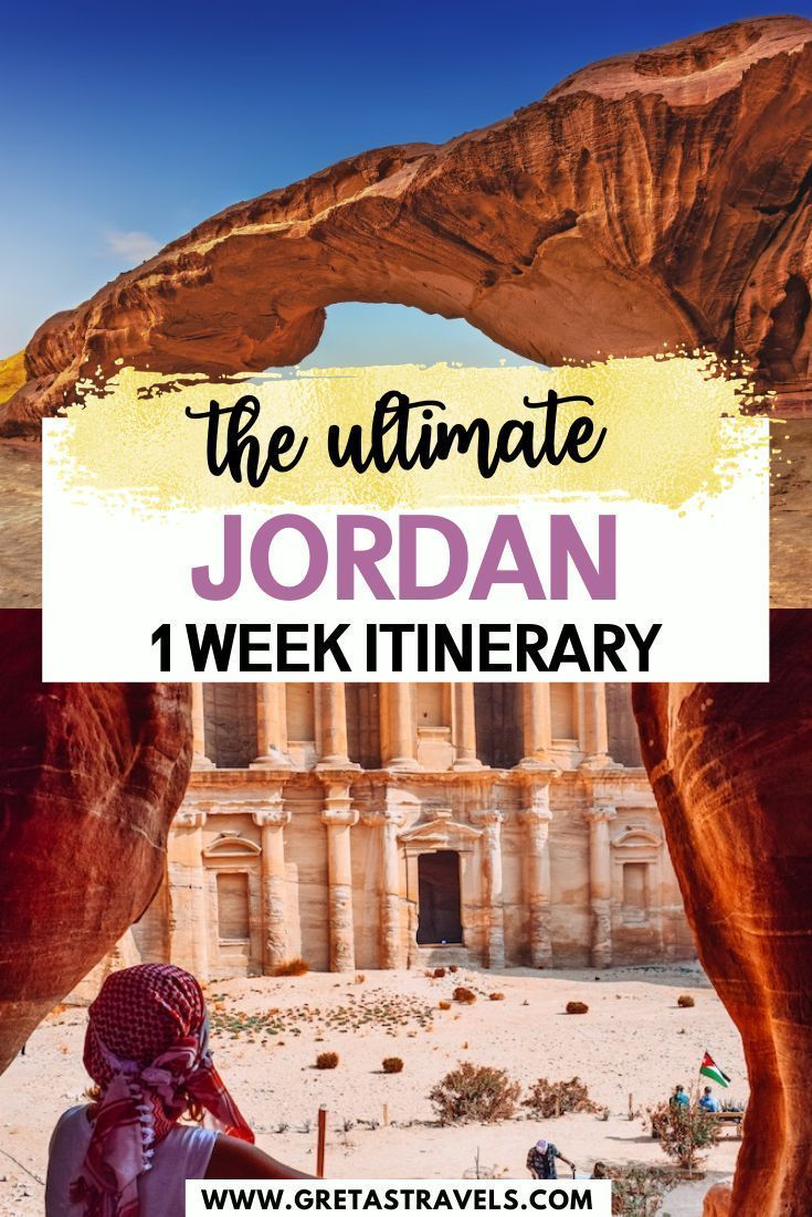 Jordan 7-Day Itinerary: The Ultimate Jordan Guide Jordan 7-Day Itinerary: The Ultimate Jordan Guide    Plan your perfect trip to Jordan with this 1 we #7Day #Ecotravel #guide #itinerary #jordan #ultimate