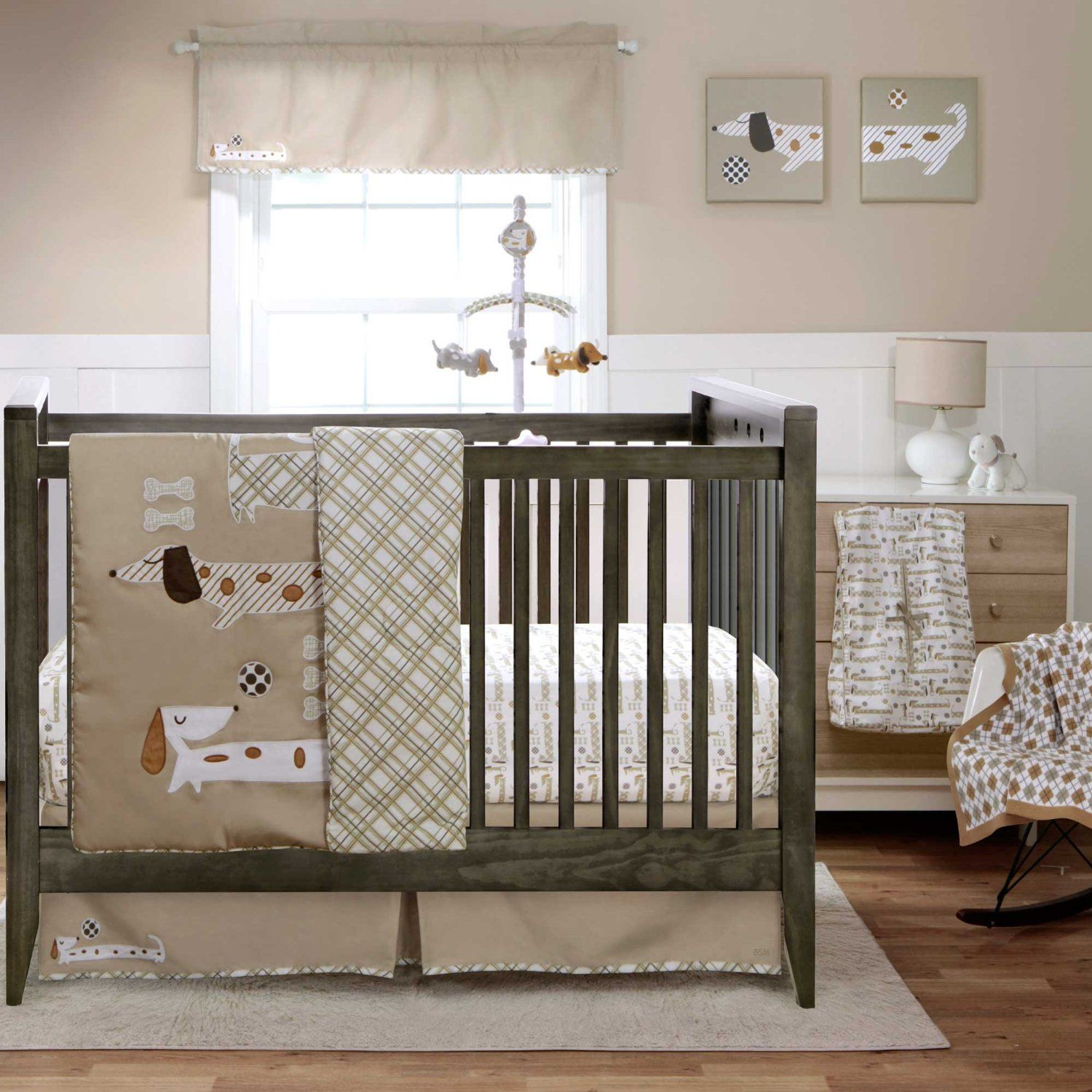 Migi Puppy Play Baby Bedding And Decor For Baby Baby