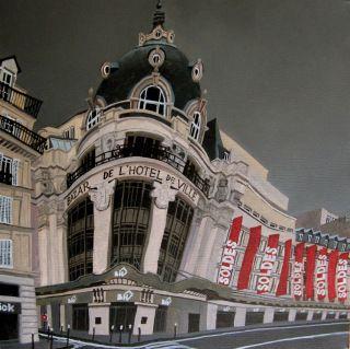 "Exposición ""Comédiennes françaises"" de Adolfo P. Suárez | juanjo palacios"