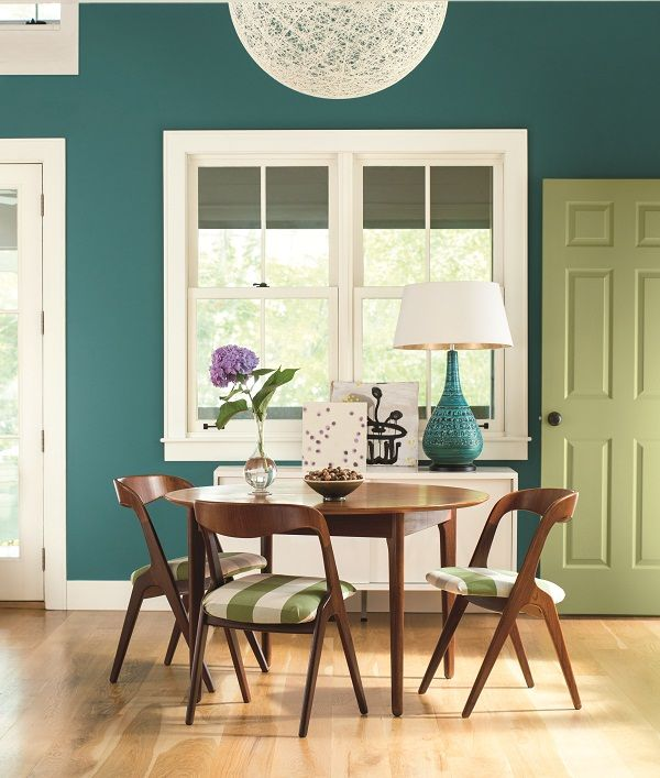 Look At The Paint Color Combination I Created With Benjamin Moore Via Wall Stonington Gray Trim Chantilly Lace Door Er