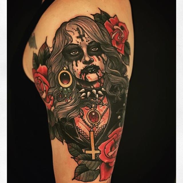 black metal tattoo ideas images galleries with a bite. Black Bedroom Furniture Sets. Home Design Ideas