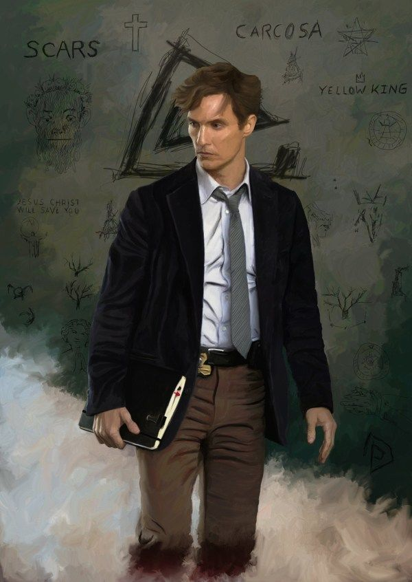 The Ethics Of True Detective Resignation Or Compassion True Detective True Detective Art Detective