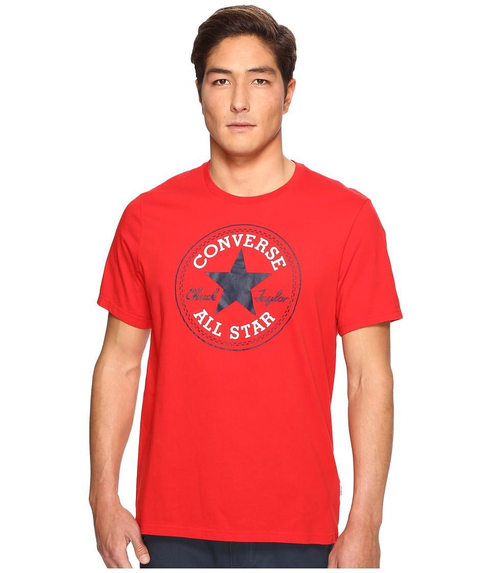 c990b2f99c1a CONVERSE CONVERSE - CORE CHUCK PATCH TEE (CASINO) MEN S T SHIRT.  converse   cloth