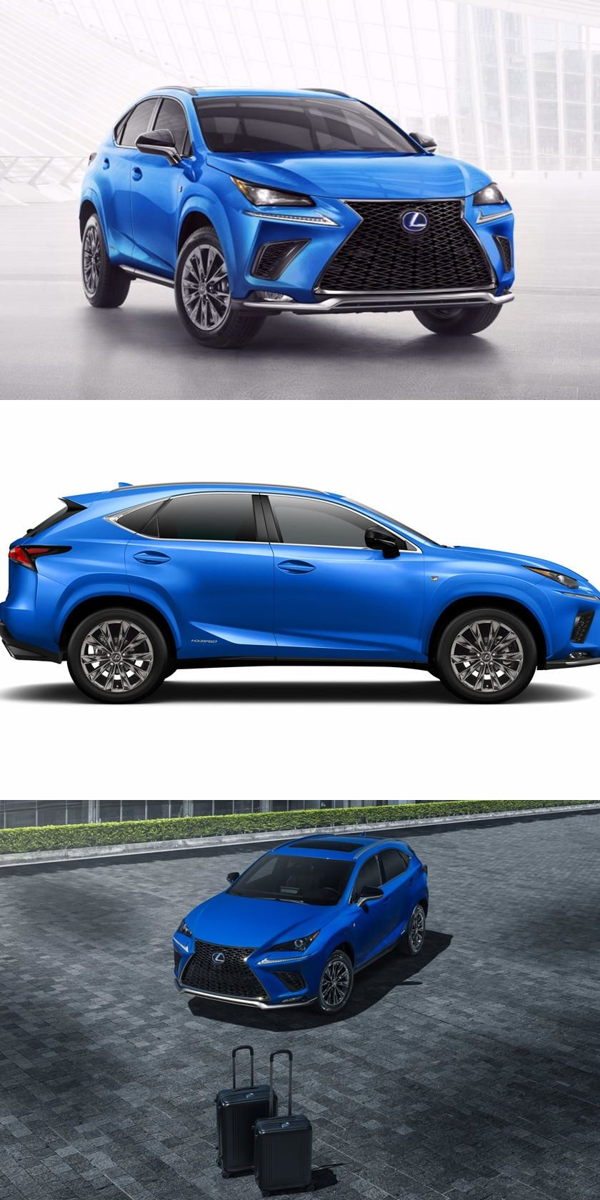 2021 Lexus Nx Hybrid Gets Stylish New Special Edition Only 1000 Examples Will Be Built In 2020 Lexus Stylish Edition