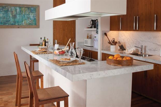 Mesadas: opciones a la hora de equipar tu cocina