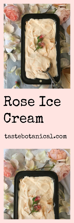 Photo of Rose Ice Cream