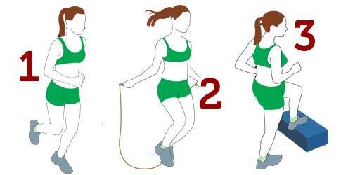 exercícios para emagrecer em casa pular corda