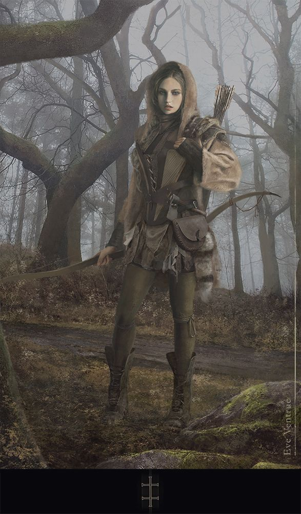 .:Through the Woods:. by EVentrue