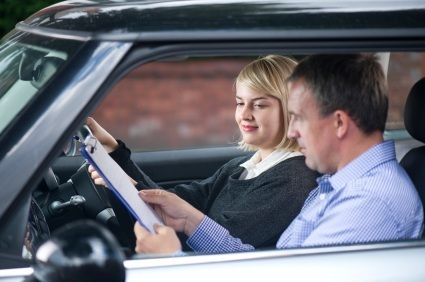 Driving Lessons In Solihull