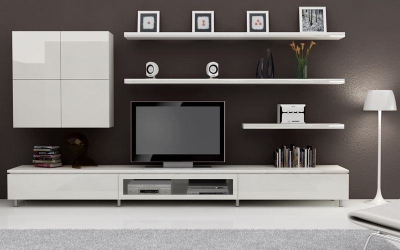 corner media units living room furniture wall paint decor sydneyside tv cabinets entertainment floating shelves sofas bookcases stressless chairs