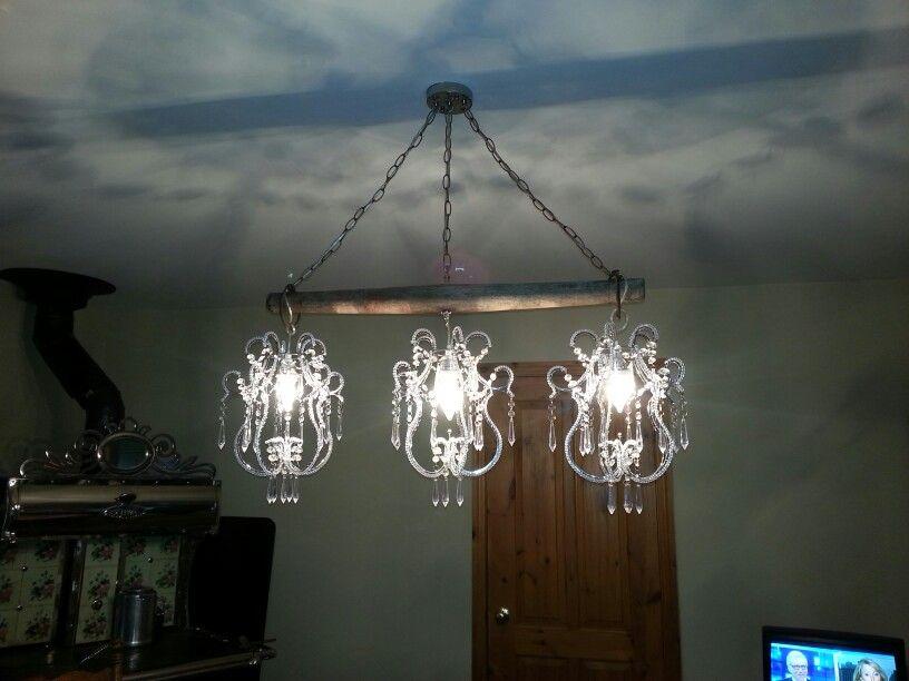 luminaire rustique chic fabriqu partir d 39 un attelage pour chevaux bacu antique un pas. Black Bedroom Furniture Sets. Home Design Ideas