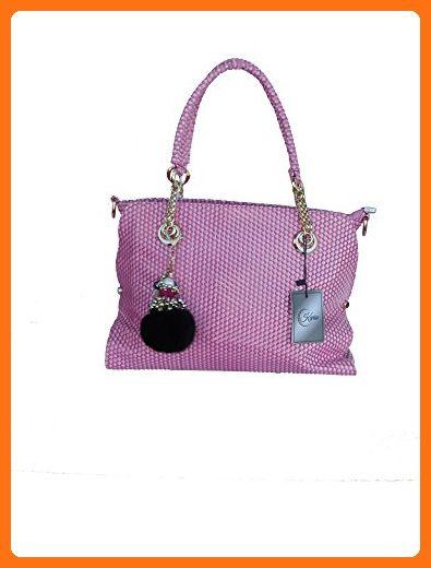 Karia Deluxe Women Handbag PU Leather Style Fashion Top Handle Shoulder  Satchel Purse - Top handle 6459882d87