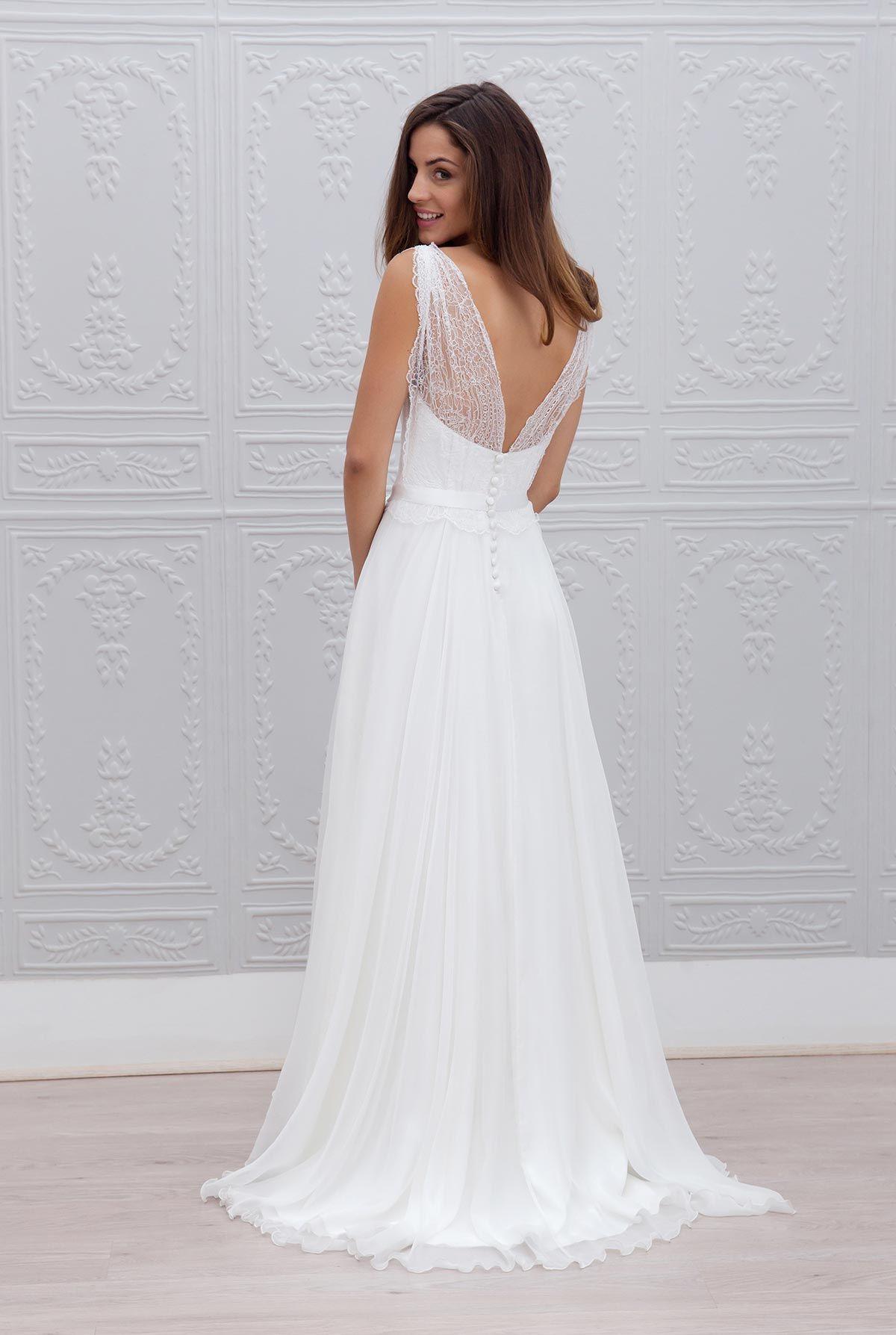 Créatrice – Robes de mariées – Paris d138bc8427d0