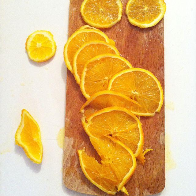 Orange slices for christmas watermelon jam #13desserts @L A U de C A S A L I L L A M A I S O N P E R N O I S E - Concept Store en Provence