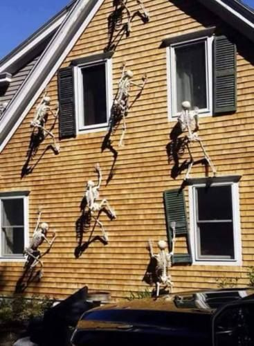 Halloween Props 60\ - halloween decorations haunted house