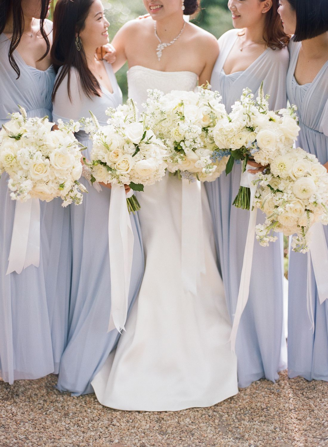 Periwinkle bridesmaids dresses aw weddings pinterest periwinkle bridesmaids dresses ombrellifo Image collections