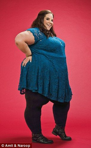 Whitney Thore from Fat Girl Dancing on YouTube Gets a