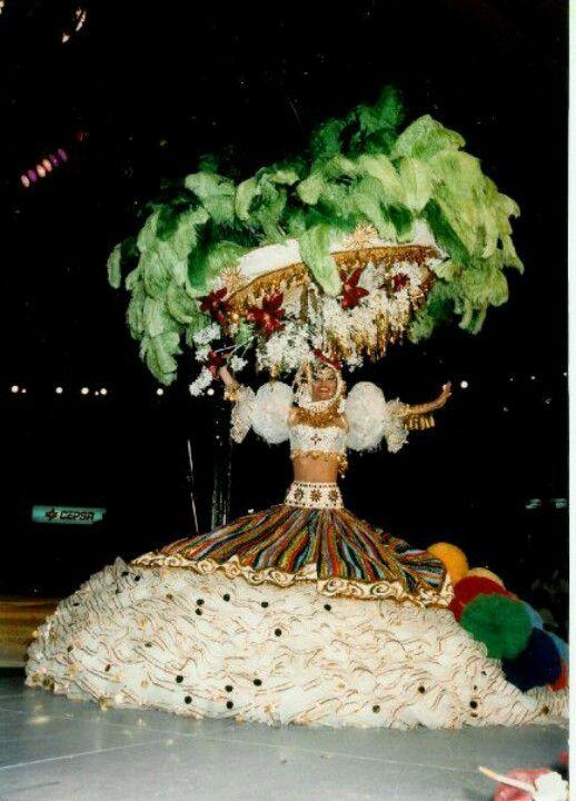 Resultado de imagen de monica raquel estévez carnaval