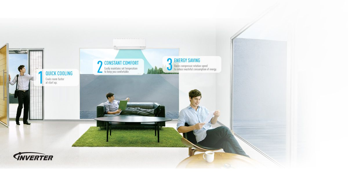 Panasonic 1 0hp Premium Inverter Deluxe Type Air Conditioner Cs S10rkh Home Appliances Air Conditioner Home