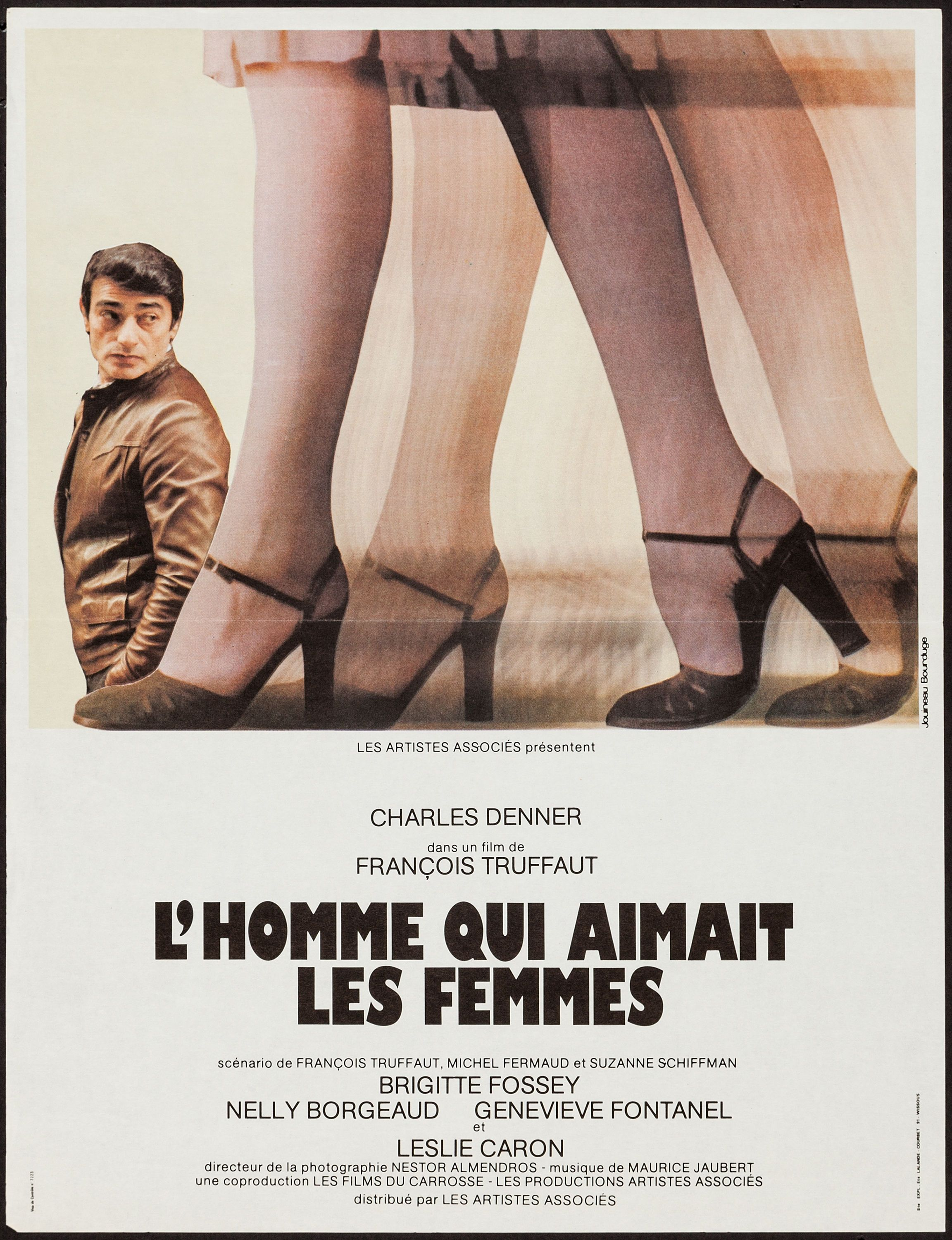 The Man Who Loved Women Francois Truffaut 1977 French Grande Design By Jouineau Bourduge Film Inspiration Film Posters Art Cinema Posters