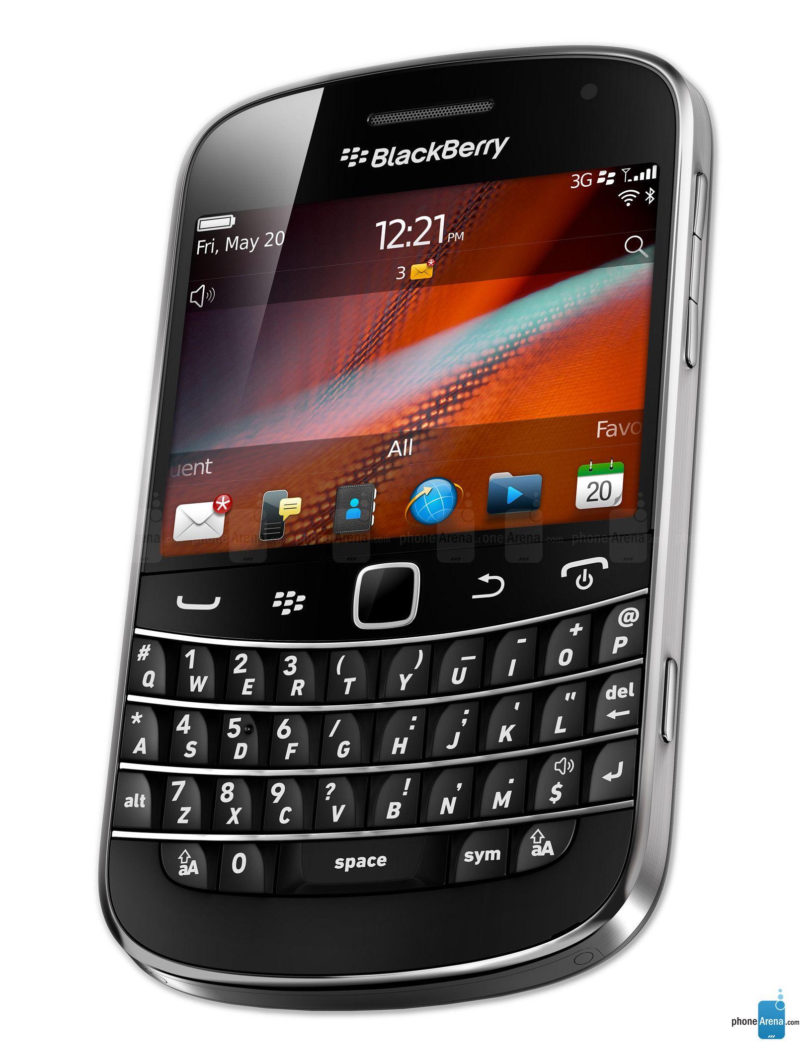 BlackBerry Bold 9900 specs