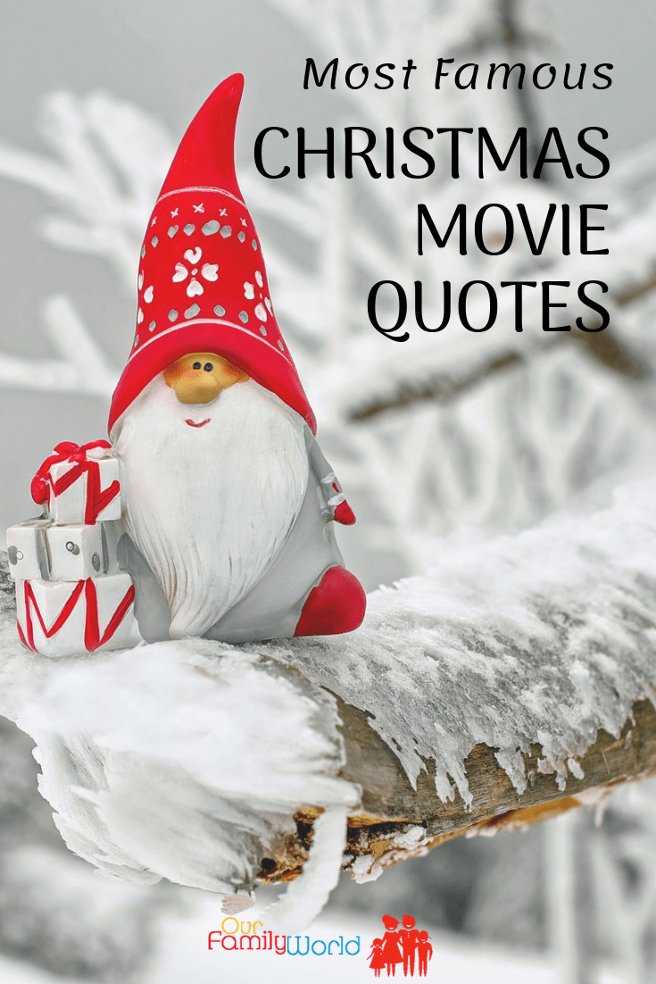 Famous Funny Christmas Quotes From Movies