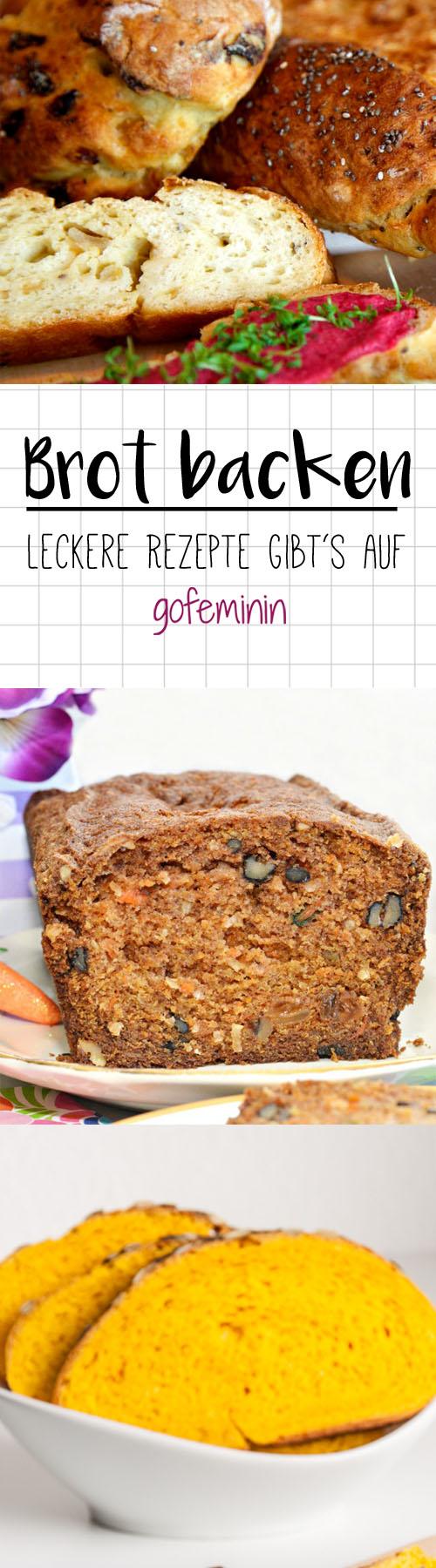 Brot Selber Backen 4 Simple Rezepte Für Knusprigen Genuss Wie Vom