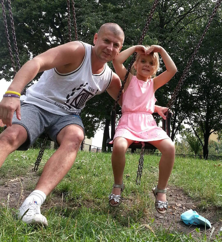 ❤ MIŁEGO PIĘKNEGO SŁONECZNEGO DNIA ❤💋☀ #coreczkatatusia #mojeszczescie #rodzinka #warcaby #daddyandd...
