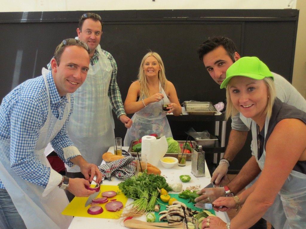 Masterchef Challenge Team Building Thailand By Teambuilding Co Th Masterchef Team Building Culinary Cooking