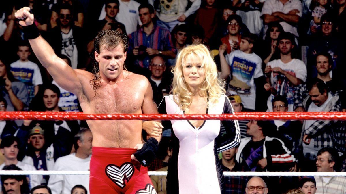 Resultado de imagen para Shawn Michaels 1995 rumble