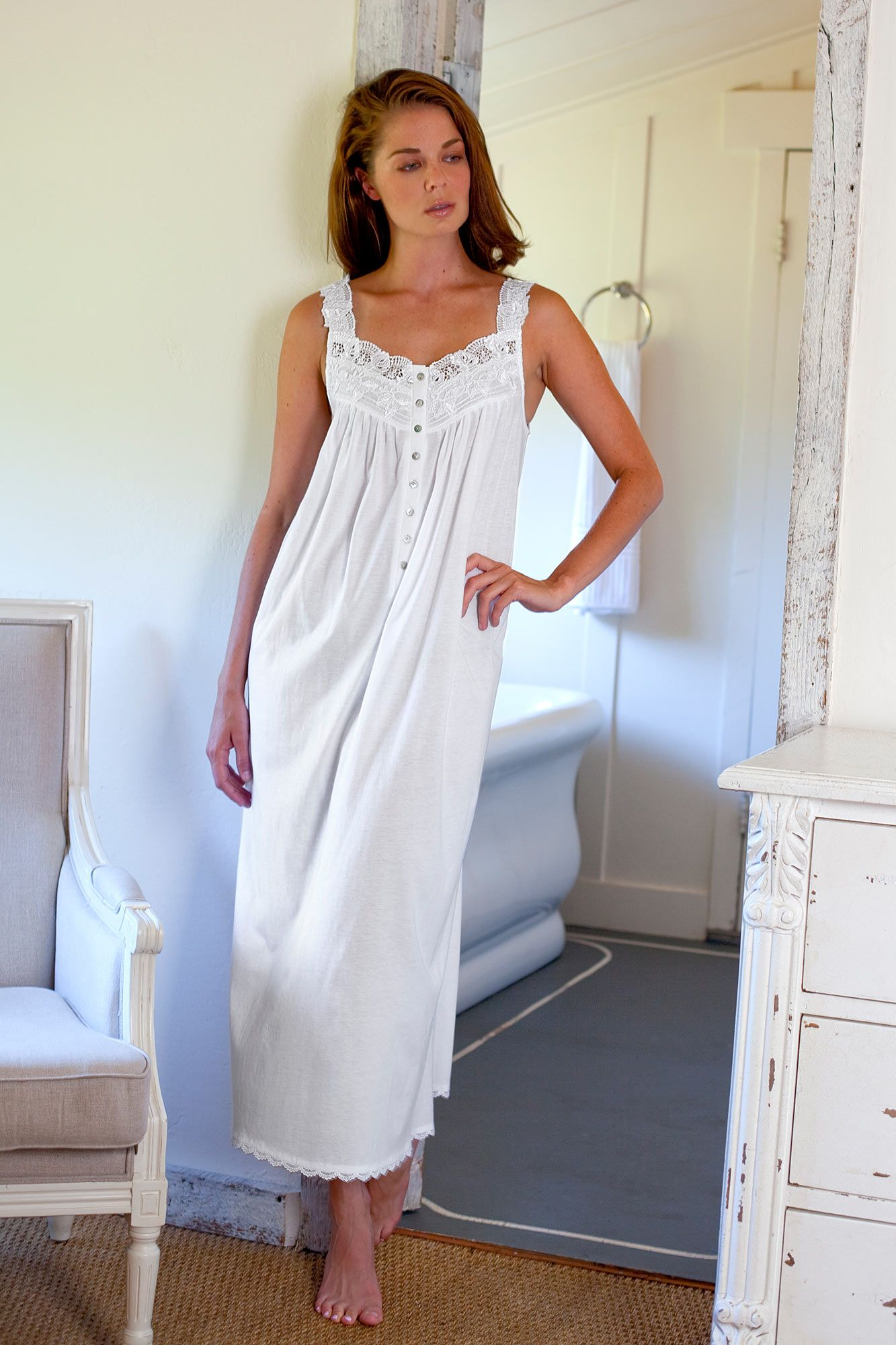Eileen west pijamas pinterest gowns nighties and nightgown
