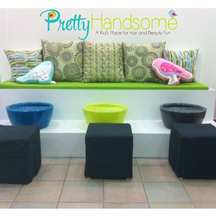 Pedicure bench spa love pinterest homemade for Nail salon benches