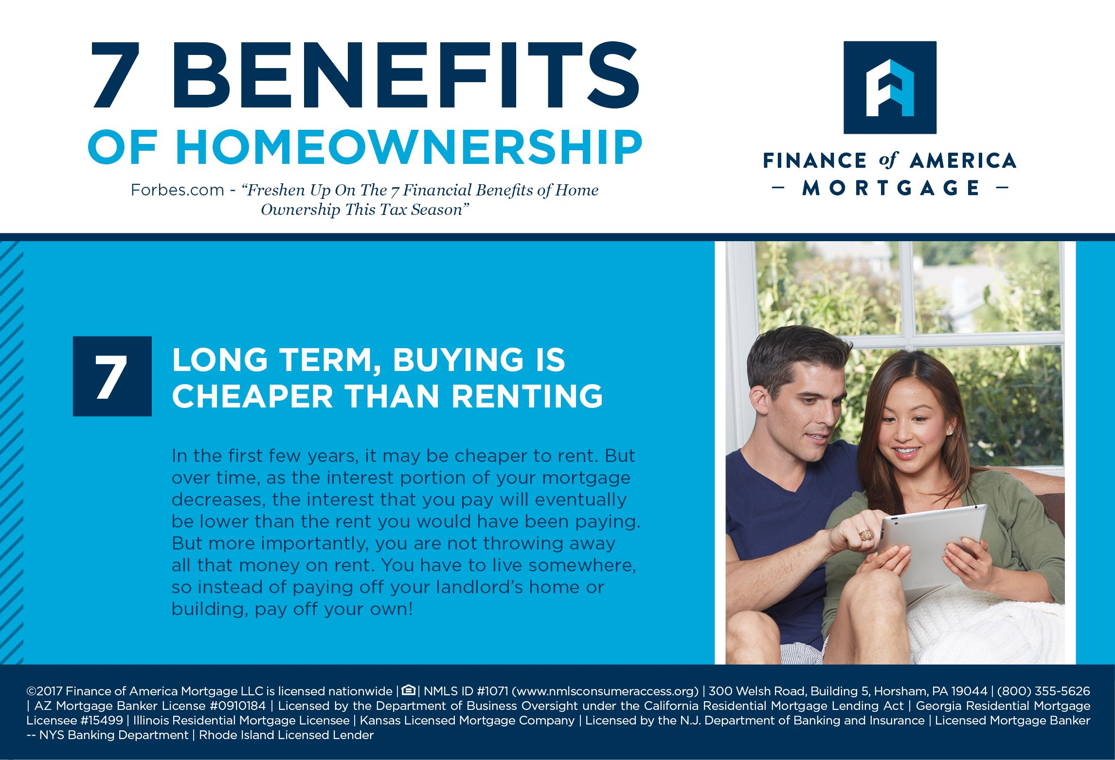 Benefits Of Homeownership Home Ownership Finance Folsom