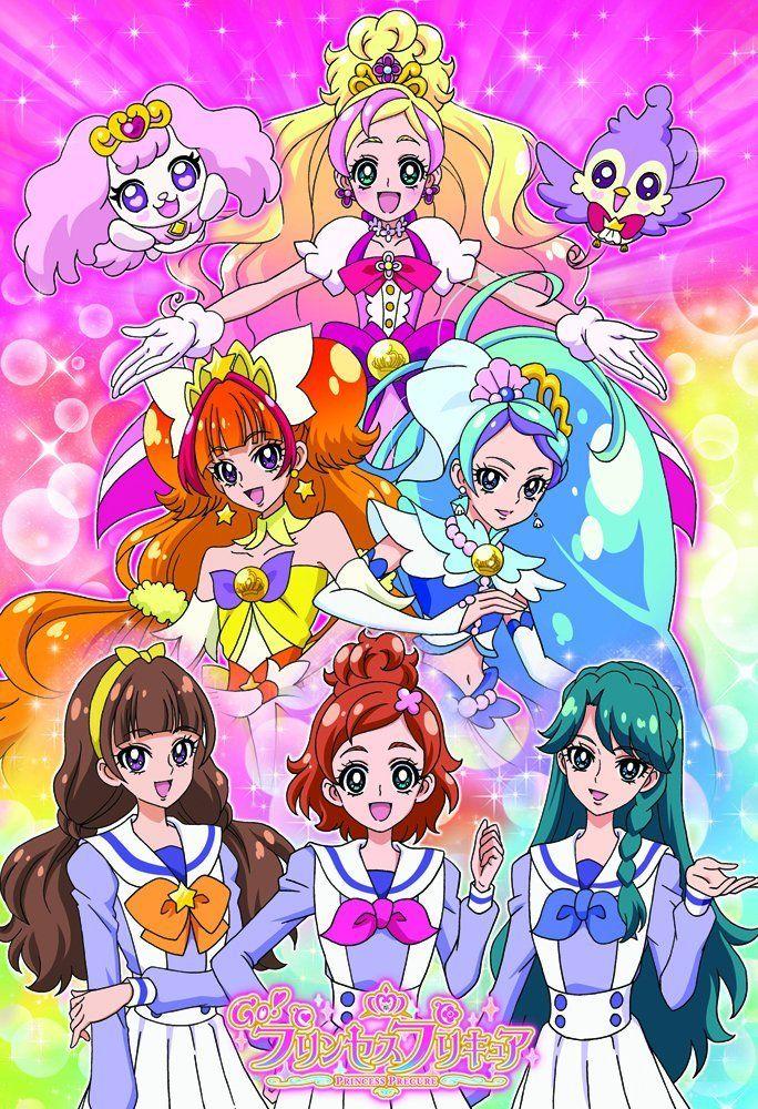 Goプリンセスプリキュア Google Search Pretty Cure Pretty Cure