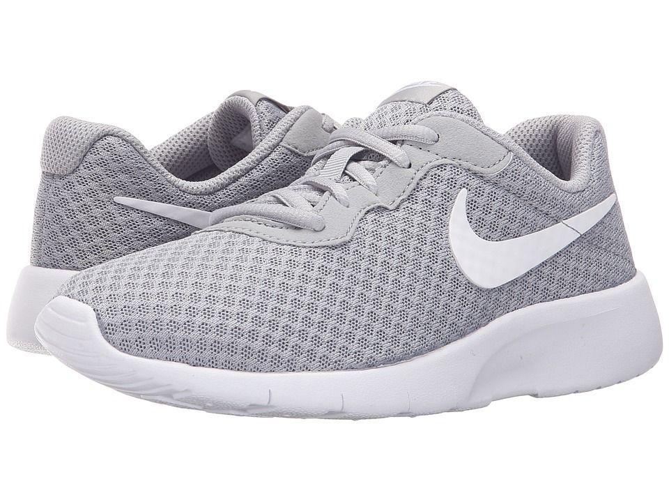 NIKE Women's Flex Contact Running Shoe Wolf GreyMetallic