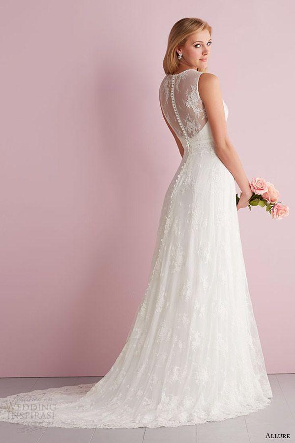 Allure Romance Spring 2014 Wedding Dresses   Allure romance, Allure ...
